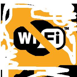 Wifi non disponible dans les gîtes